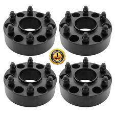 """4pc 6x5.5 For GMC Sierra Chevy HUBCENTRIC 2""""