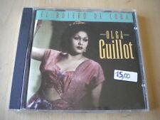 Olga GuillotEl bolero de CubaCD1995latin popEnamorada Mienteme Soy tuya