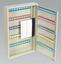 Sealey SKC100 Key Cabinet 100 Key Capacity Furniture Store Storage Home Garage