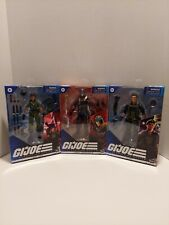 GI Joe Classified Series 2021 Set Action Figures Brand New In Box!
