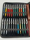 1954 Vintage Parker JOTTER FIRST YEAR Ballpoint pen COLLECTION OF 24 + RARE MINT
