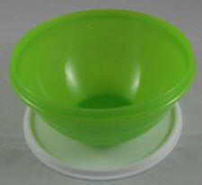 Tupperware Wunderschüssel 1,15 l Schüssel m. Deckel Grün Hellgrün / Weiß Neu OVP