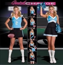 Dream Girl Cheerleader Football Player Costume Small