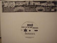 "MOOD - SECRETS OF THE SAND / SNAKEBACKS (12"") 1998!!  RARE!!  JAY DEE + HI-TEK!!"