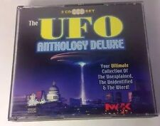 The UFO Anthology Deluxe PC Game Windows 95 or 98.