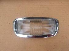 1942-1954 Plymouth Dodge Desoto Chrysler NOS MoPar Dome Lamp GLASS LENS & BEZEL