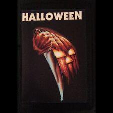 Halloween Michael Myers Canvas Trifold Wallet Horror Punk Rockabilly Psychobilly