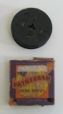 1930 s PATHEGRAM 16MM HOME MOVIE TWO BEAR IN A DUEL #619 REEL BOX FILM