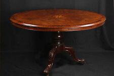 Table ovale et pliante Napoléon III / folding oval table, 19th century