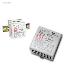 Schaltnetzteil / Transformator 12V DC max 42W für Hutschiene, Trafo Netzteil EVG