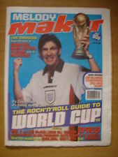 MELODY MAKER 1998 JUN 13 WORLD CUP '98 SPACE GARBAGE