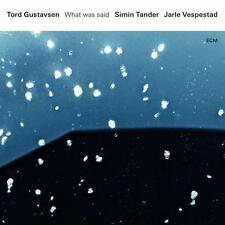 Gustavsen,Tord - What was said [Vinyl LP] - NEU
