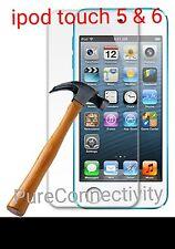 Ipod Touch 5th 6th 5 - 6 Gen Generación Original Vidrio Templado Protector De Pantalla