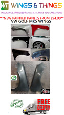 Brand new  VW Golf MK5 WING DRIVER OR PASSENGER *** PAINTED ANY COLOUR ***
