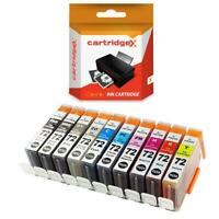 10 Ink Cartridge Set Compatible With Canon PGI-72 For Pixma Pro-10 Pro-10S