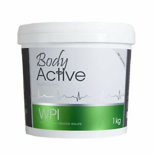 Body Active - WPI Unflavoured Whey Protein Isolate