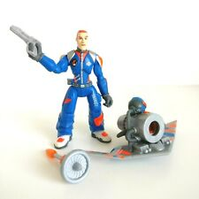 Action Man A.T.O.M. Alpha Teens on Machines Action Man ATOM Jetwing Hawk