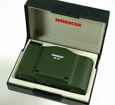 MINOX 35GT 35 GT Golf grün green limited Nr. no. 0000
