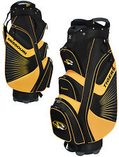 Team Effort The Bucket II Cooler NCAA Collegiate Golf Cart Bag Missouri Tigers