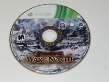 Lord Of The Rings War In The North Microsoft Xbox 360 Video Game Disc Only