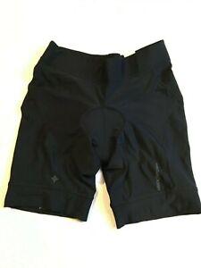 RBX/SPORT  Body Geometry Form Fit Women's Bike Shorts Sz XL Black with Pink Pad