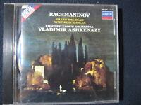 Rachmaninov: Isle of the Dead, Symphonic Dances [Audio CD] Ashkenazy