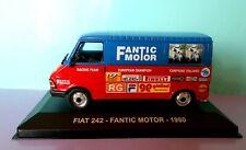 PUBBLICITARI MODELLINO FIAT 242 FANTIC MOTOR 1980 1:43 [070]