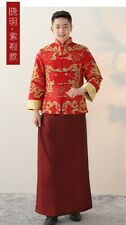 Groom Chinese Wedding Costume