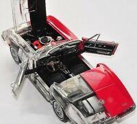 Corvette StingRay Chevy Chevrolet Built Model Promo Car 55 57 1955 1957 1969 69