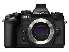 """Olympus OM-D E-M1 [16MP, Full HD, 3""""] schwarz - GUT"""