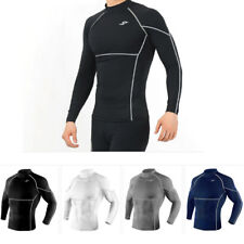 Take Five Mens Skin Tight Compression Base Layer Running Shirt S~2XL 02