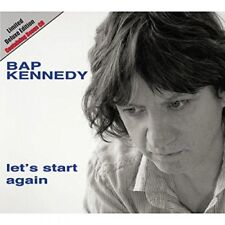 Bap Kennedy - Lets Start Again Deluxe Edition [CD]
