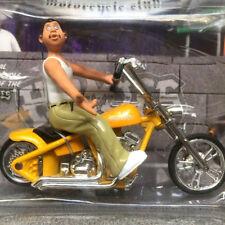 Jada Homie Rollerz MC Motorcycle Club CHANGO & APE HANGER Diecast toy cute gift