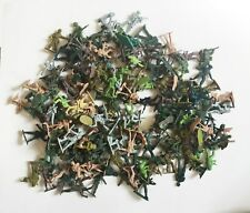Plastic Toy Soldiers 30mm-45mm Mixed Lot