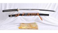 Kill Bill Katana Japanese Sword 1095 Carbon Steel Battle Ready Full Tang Sharp