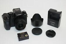Panasonic LUMIX DMC-G7 Digital Camera w/ 14-42mm Lens ( ONLY 735 shutter count )