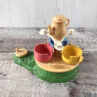 Vintage Sylvanian Families Tomy 1995 Baby Carousel Teacup Ride