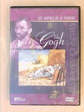 DVD / LES MAITRES DE LA PEINTURE / VAN GOGH / TRES BON ETAT