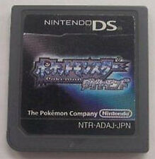 USED Nintendo DS Pokemon Diamond Soft only JAPAN import Japanese Pocket Monster