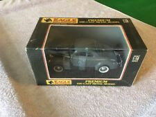 Eagle Colletables No. 3815 1940 Ford Coupe Highway Partol Car - Scale 1:18 Boxed