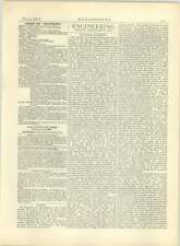 1883 Growth And Problems Associated With Electric Lighting Industry Report