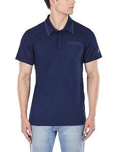 Adidas 'Climalite Premium Polo' T-shirt Collarneck | RRP £44.95 | Sizes M, L, XL