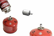 SOLO MTN Butane Gas Canister Refill Adapter