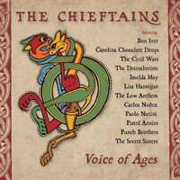 The Chieftains - Voix Of Ages CD Concord