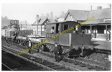 Layerthorpe Railway Station Photo. York - Cliff. Derwent Valley Light Rly. (1)