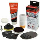 Neilsen Dull Headlight Restoration Car Headlamp Lens Restore Polish Cleaner Kit
