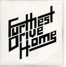 (813D) Furthest Drive Home, Lover Boy - DJ CD