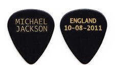 Michael Jackson 2011 Tribute Concert Guitar Pick #2 10-08-2011