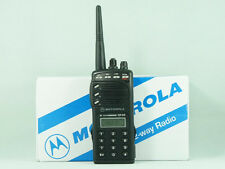 Motorola GP68 Two-Way Radio VHF 136~174MHz 20 channels + Accessories