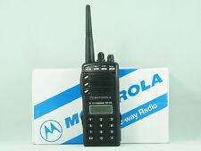 Motorola GP68 Two-Way Radio VHF 136~174MHz 20 channels + Accessories